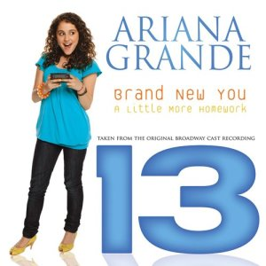 """Ariana Grande的專輯Brand New You (From """"13"""")"""