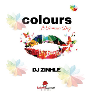 Album Colours from DJ Zinhle