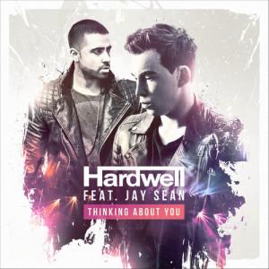收聽Hardwell的Thinking About You歌詞歌曲