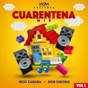 Album Cuarentena Mix, Vol. 1 from Don Chezina