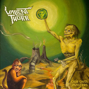 Album Our Own Masters from Valient Thorr