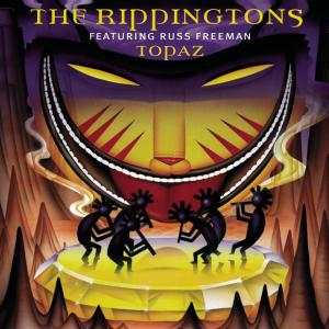 Album Topaz from The Rippingtons Featuring Russ Freeman