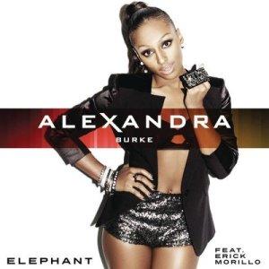 收聽Alexandra Burke的Elephant歌詞歌曲