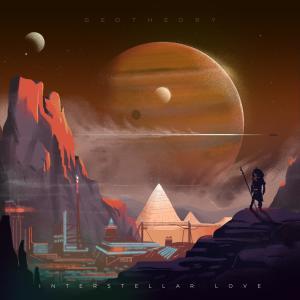Album Interstellar Love from Geotheory