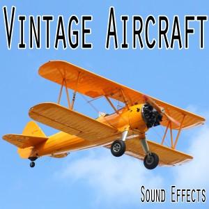 Sound Ideas的專輯Vintage Aircraft Sound Effects