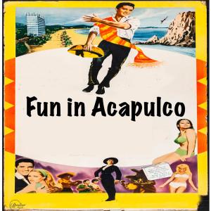 Elvis Presley的專輯Fun In Acapulco