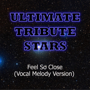 Ultimate Tribute Stars的專輯Calvin Harris - Feel So Close (Vocal Melody Version)