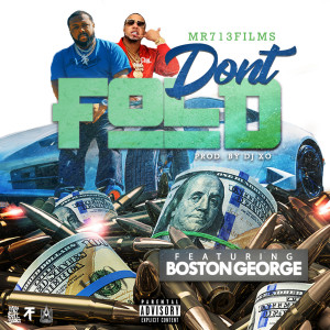 Album Don't Fold from Boston George