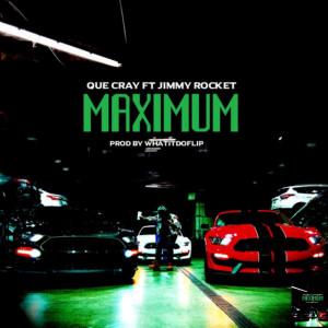 Album Maximum from Jimmy Rocket