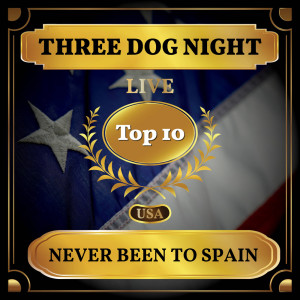 Album Never Been to Spain from Three Dog Night