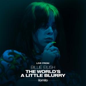 Billie Eilish的專輯ilomilo (Live From The Film - Billie Eilish: The World's A Little Blurry)