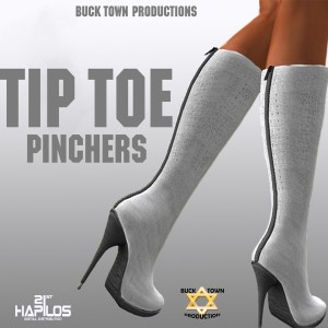 Album Tip Toe (Screechie) from Pinchers