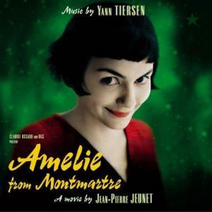 Yann Tiersen的專輯Amelie from Montmartre (Original SoundTrack)