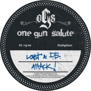 Album Attack / Levitate from I.E.
