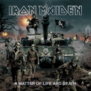 Iron Maiden的專輯A Matter of Life and Death (2015 Remaster)