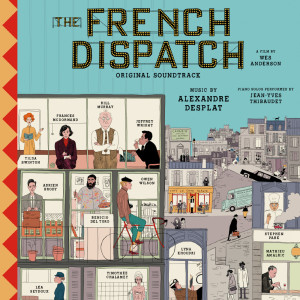 Album Animated Car Chase (From The Original Soundtrack Of The French Dispatch) from Alexandre Desplat
