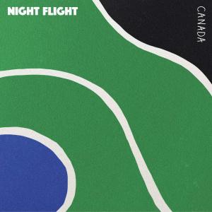 Canada dari Night Flight