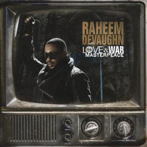 Album The Love & War MasterPeace - Deluxe Version from Raheem DeVaughn