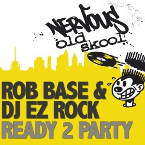Album Ready 2 Party from Rob Base