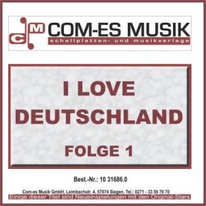 Album I Love Deutschland, Folge 1 from DJs für Deutschland