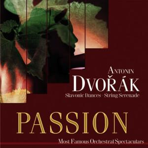 Album Passion: Most Famous Orchestal Spectaculars - Dvorak: Slavonic Dances - String Serenade from Berlin Chamber Orchestra