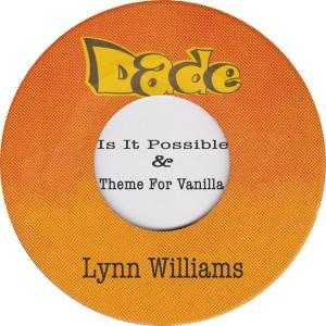 Album Lynn Williams from Lyn Williams