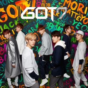 GOT7的專輯Moriagatteyo (Shokaiseisanban B)