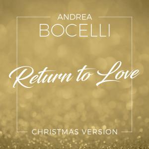 Andrea Bocelli的專輯Return To Love