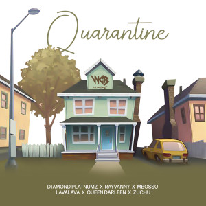 Album Quarantine from Mbosso