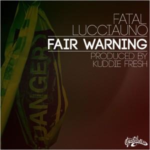 Album Fair Warning from Fatal Lucciauno
