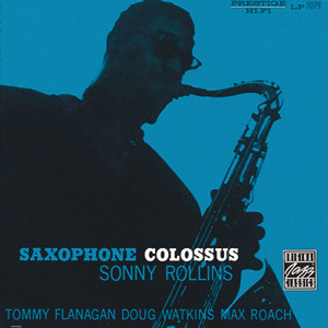 Saxophone Colossus 1987 Sonny Rollins