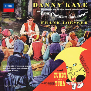 Album Hans Christian Andersen from Danny Kaye