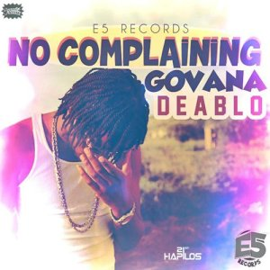 Album No Complaining from Deablo