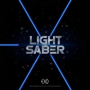 EXO的專輯LIGHTSABER