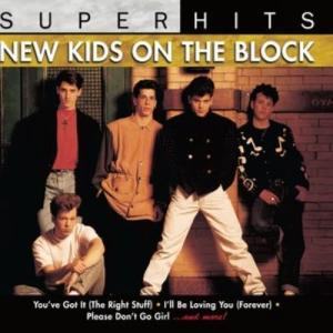 Album Super Hits from New Kids On The Block