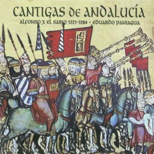 Album Cantigas de Andalucía from Eduardo Paniagua