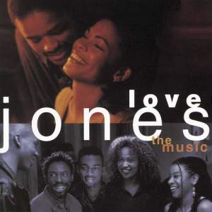 Album LOVE JONES THE MUSIC from Various Artists