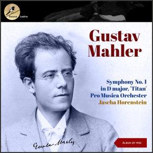 Album Gustav Mahler: Songs of a Wayfarer (Lieder Eines Fahrenden Gesellen) - Johann Sebastian Bach: Sacred Arias (Album of 1953) from Carol Brice