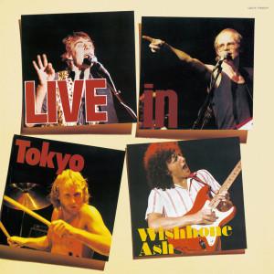 Album Live In Tokyo from Wishbone Ash