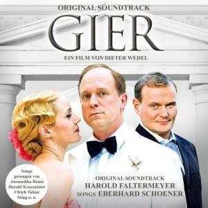 Album Gier [Original Soundtrack] from Harold Faltermeyer