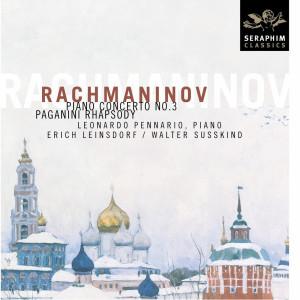 Rachmaninov: Piano Concerto No. 3 2001 Leonard Pennario