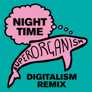 Album Night Time from Superorganism