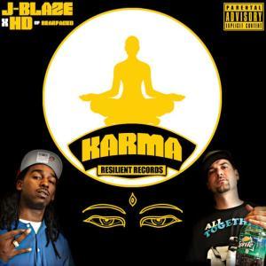 Album Karma from J-Blaze
