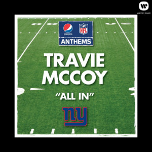 Album All In (New York Giants' Anthem) from Travie McCoy
