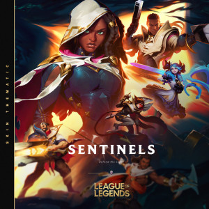 Album Sentinels of Light - 2021 from League Of Legends