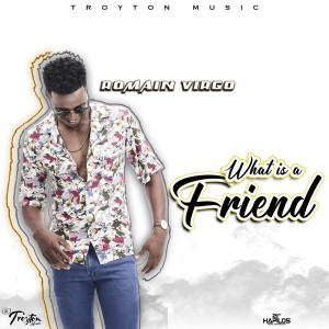 Album What is a Friend from Romain Virgo