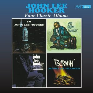 John Lee Hooker的專輯Four Classic Albums (I'm John Lee Hooker / Travelin' / Plays and Sings the Blues / Burnin') [Remastered]