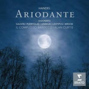 Album Handel Ariodante from Alan Curtis