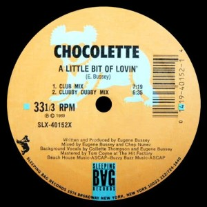 Listen to A Little Bit of Lovin' (Club Mix) song with lyrics from Chocolette