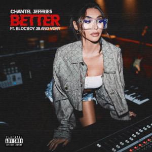 Chantel Jeffries的專輯Better